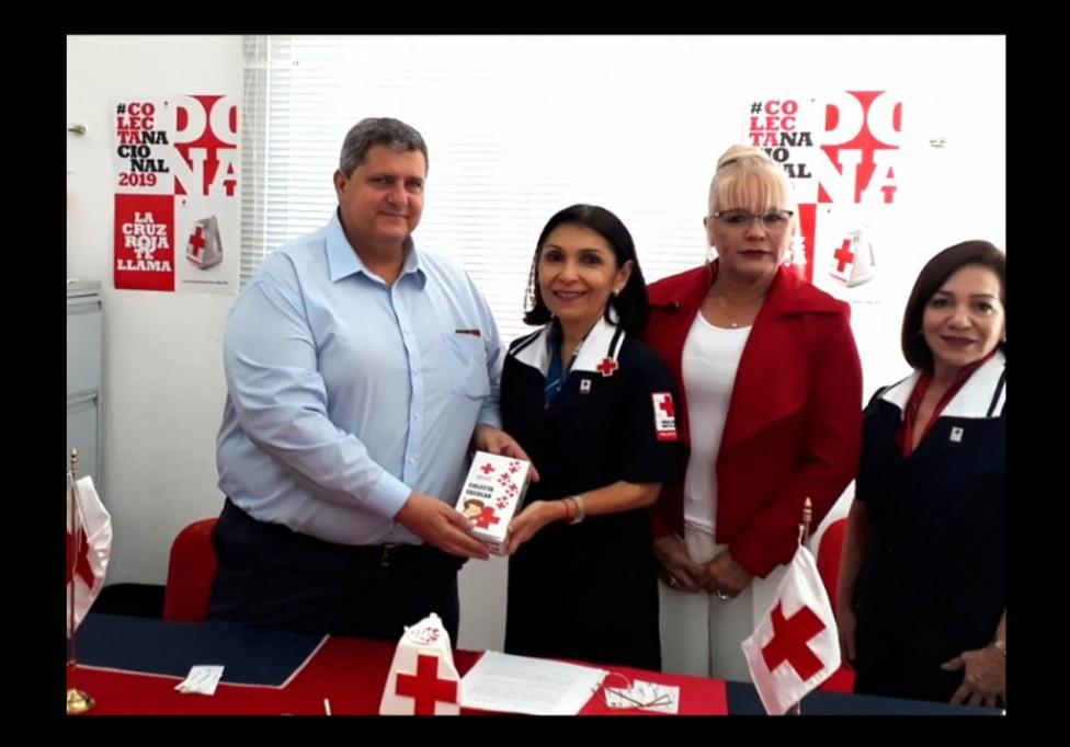 Escuelas privadas participarán en la colecta de la Cruz Roja