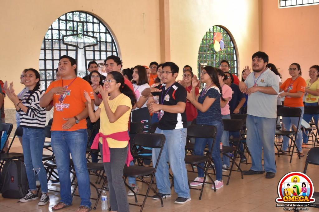 Grupo Apostólico Omega invita al retiro de Pascua