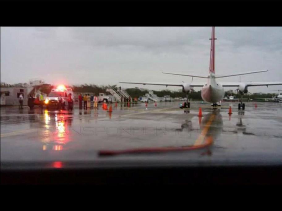 Aeropuerto #MID listo para los huracanes