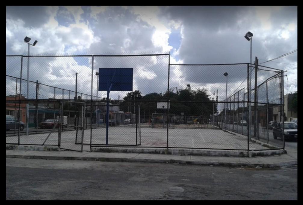 """Parque """"El Cabrío"""" en el abandono"""