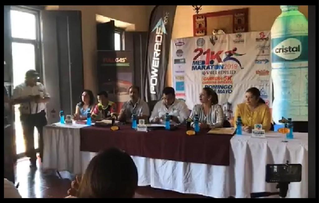 Presentan el medio Maratón de Valladolid