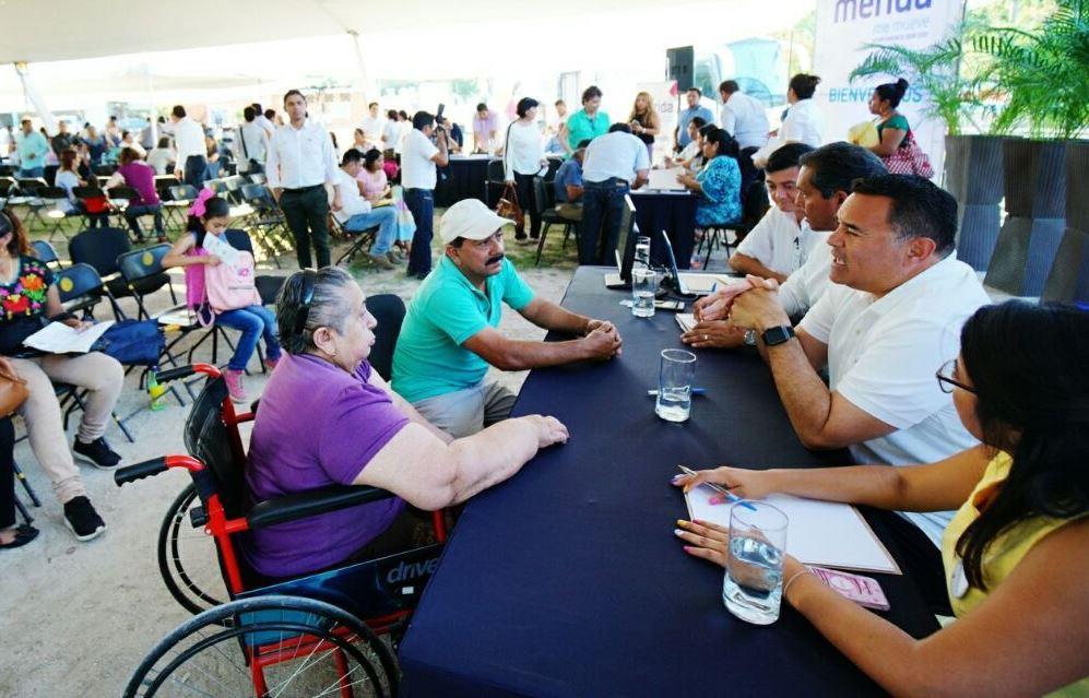 Mérida contará con parques inclusivos