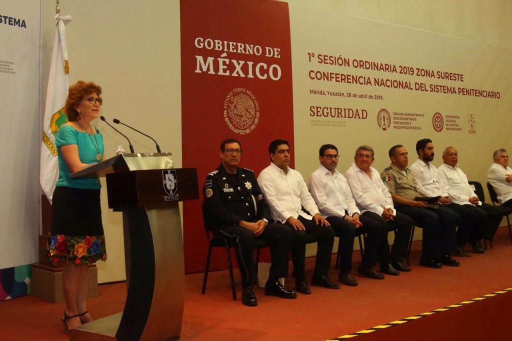 Yucatán requiere un sistema penitenciario eficiente