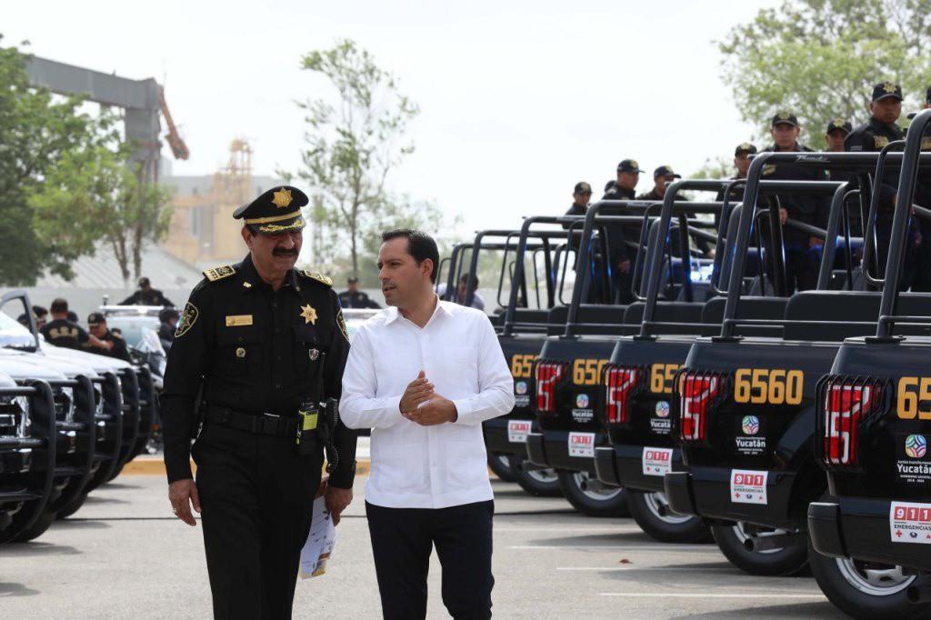 Descartan presencia de bandas criminales en Yucatán