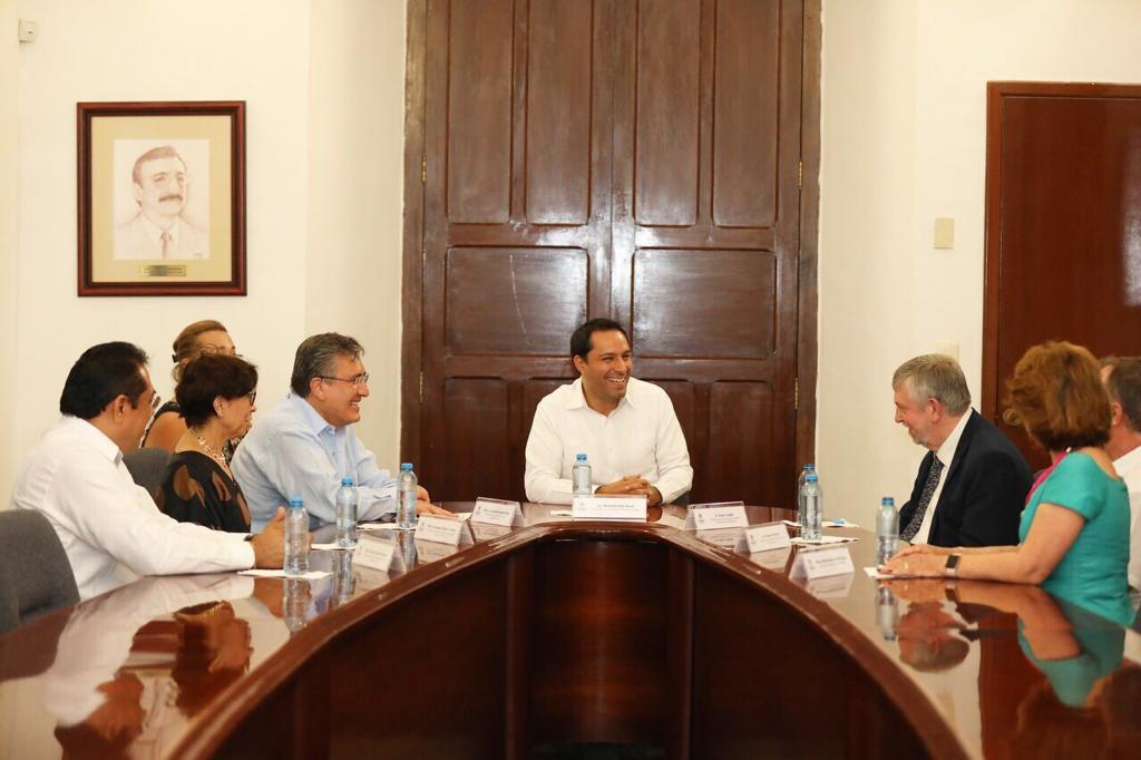 Garantizan respeto a Derechos Humanos en Yucatán