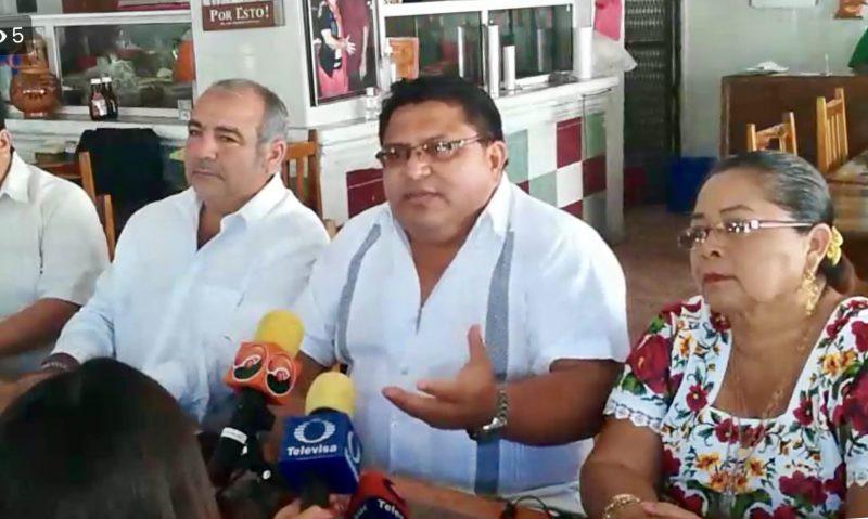 Diego Lugo impugnará elección del PRI Yucatán