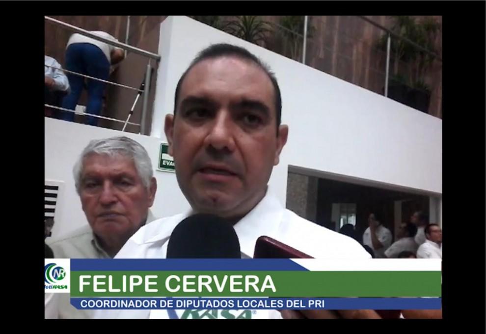 """""""Hay que exigir un  mejor servicio a la CFE"""", Felipe Cervera"""
