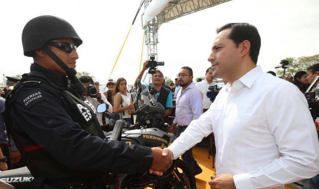 Yucatán, el Estado más pacífico de México