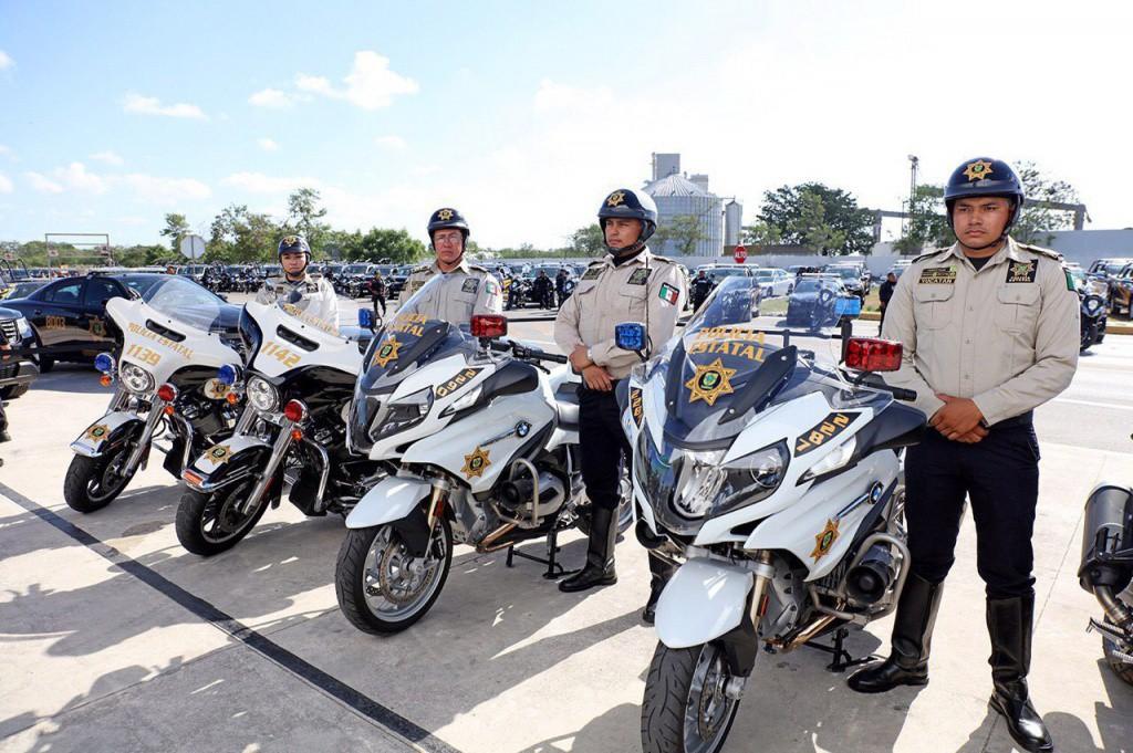 Refuerzan a la Policía Estatal Metropolitana