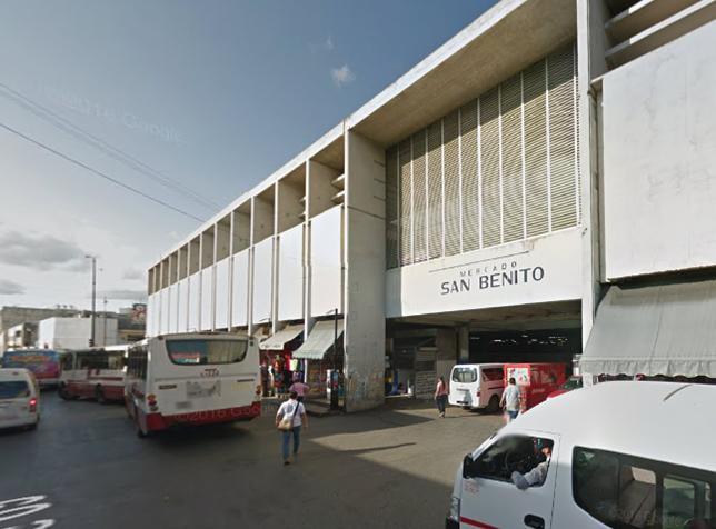 Reportan charcos y mal olor en el San Benito