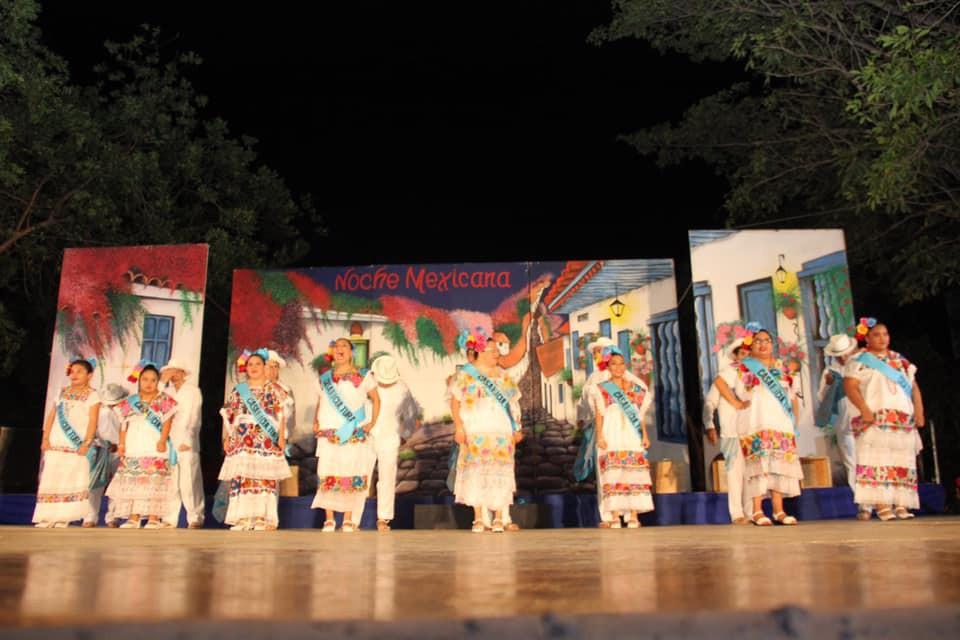 Suena la inclusión en la Noche Mexicana