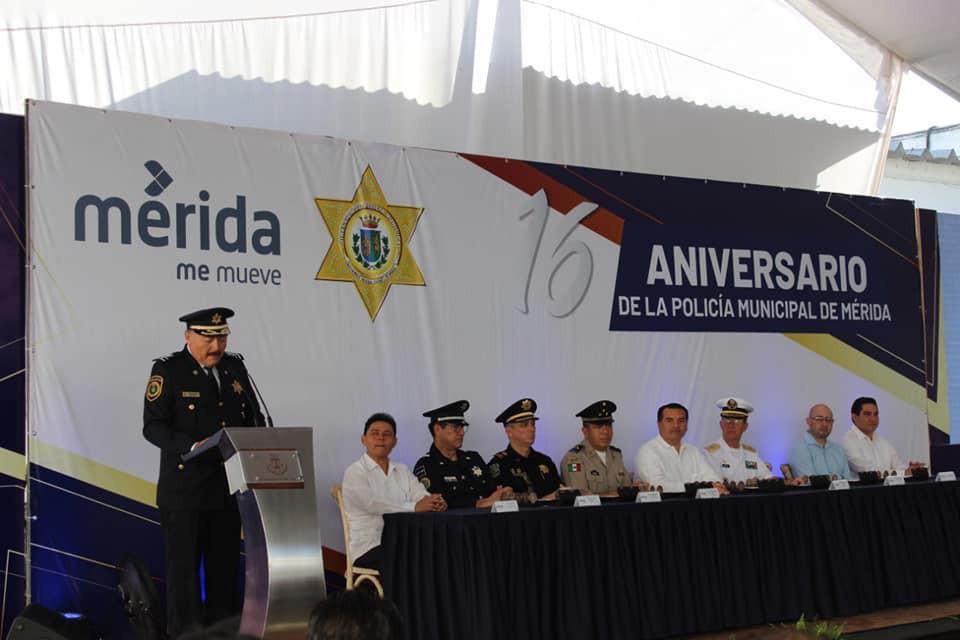 Policía de Mérida ampliará su radio de acción