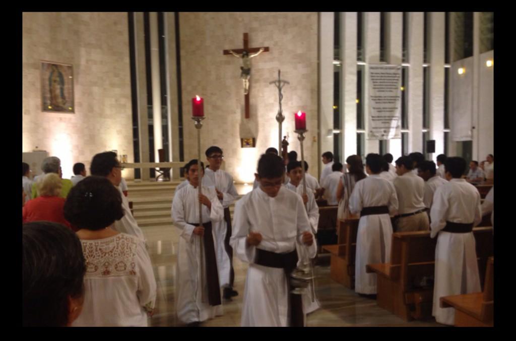 Yucatecos en la Convención Internacional del Apostolado Serra