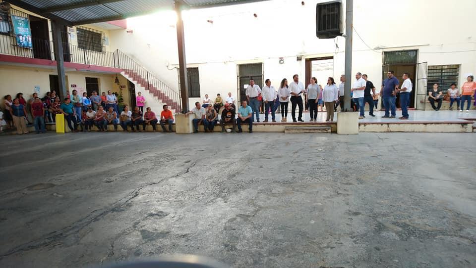 Construirán 7 domos en escuelas de Tizimín