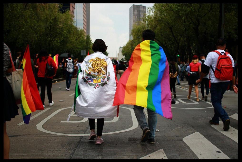 #SerEsResistir, marcha del Orgullo Gay en CDMX
