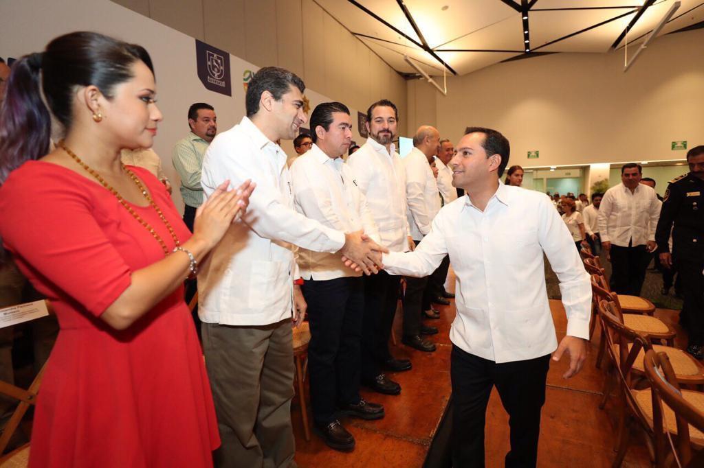 """Presentación de la iniciativa """"Yucatán Seguro"""""""