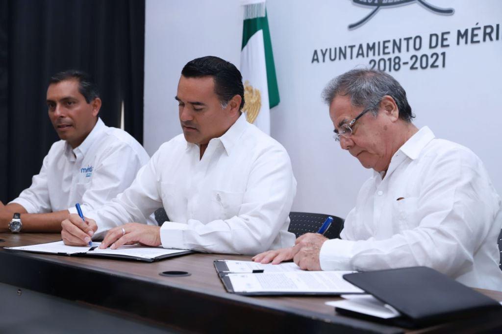 Promoveran cultura cívica en Mérida