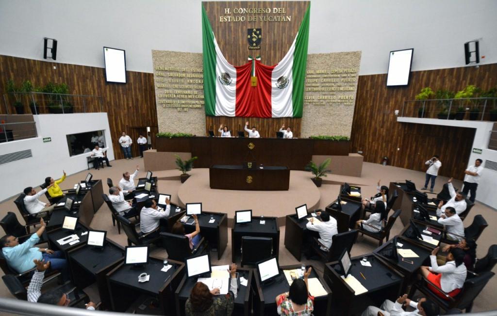 Congreso del Estado (archivo)