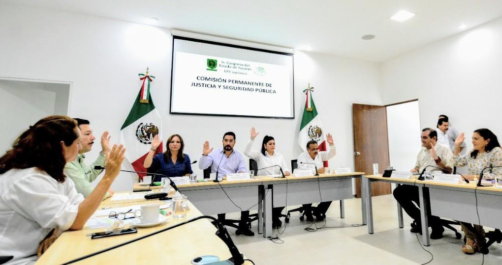 Analizan reformas al  Código Penal del Estado de Yucatán