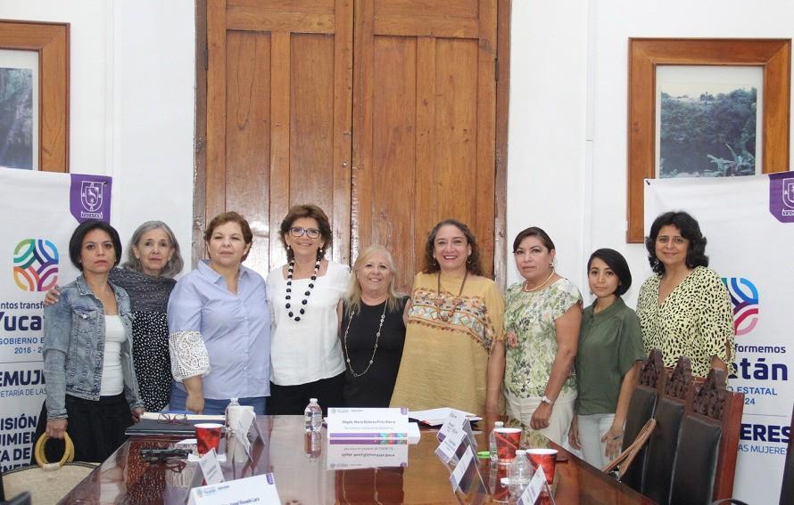 Avanza el Estado en acciones de violencia contra las mujeres