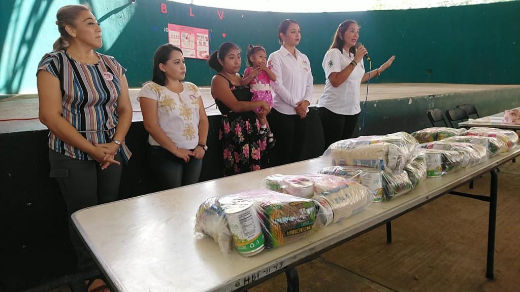 Combaten desnutrición en niños tizimileños