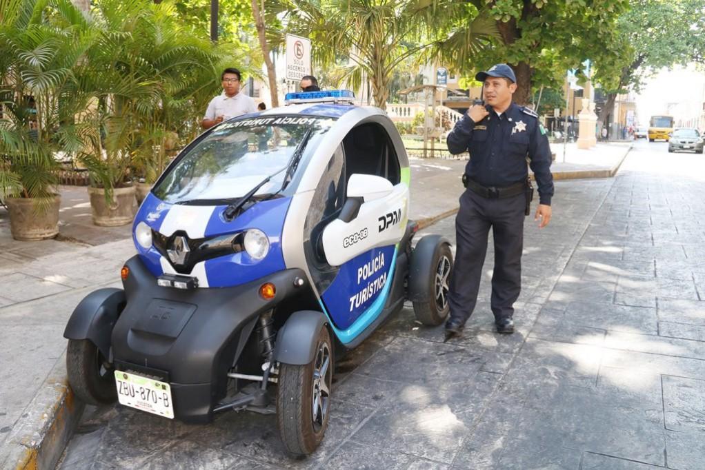 Invitan a unirse a la Policía municipal de Mérida