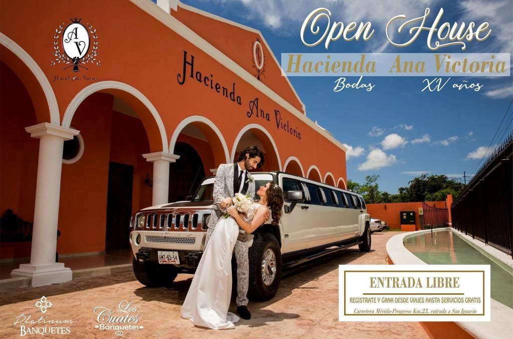 Realizarán Open House en la Hacienda Ana Victoria