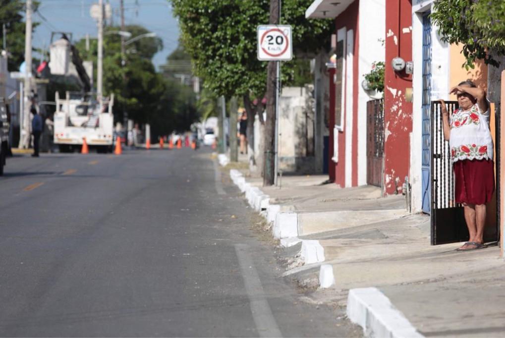 Repavimentarán 1000 km de calles en Mérida