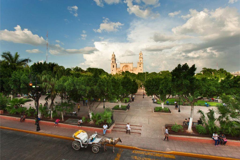 Mérida, afectada por la falta de recursos federales
