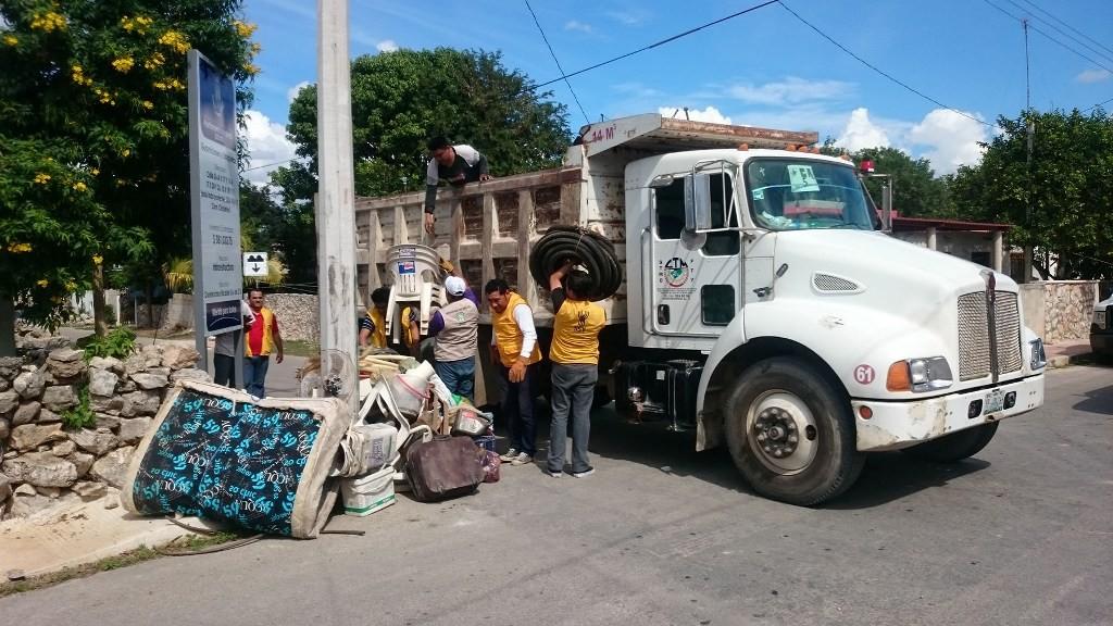 Realizarán segunda Campaña de Descacharrización en Mérida