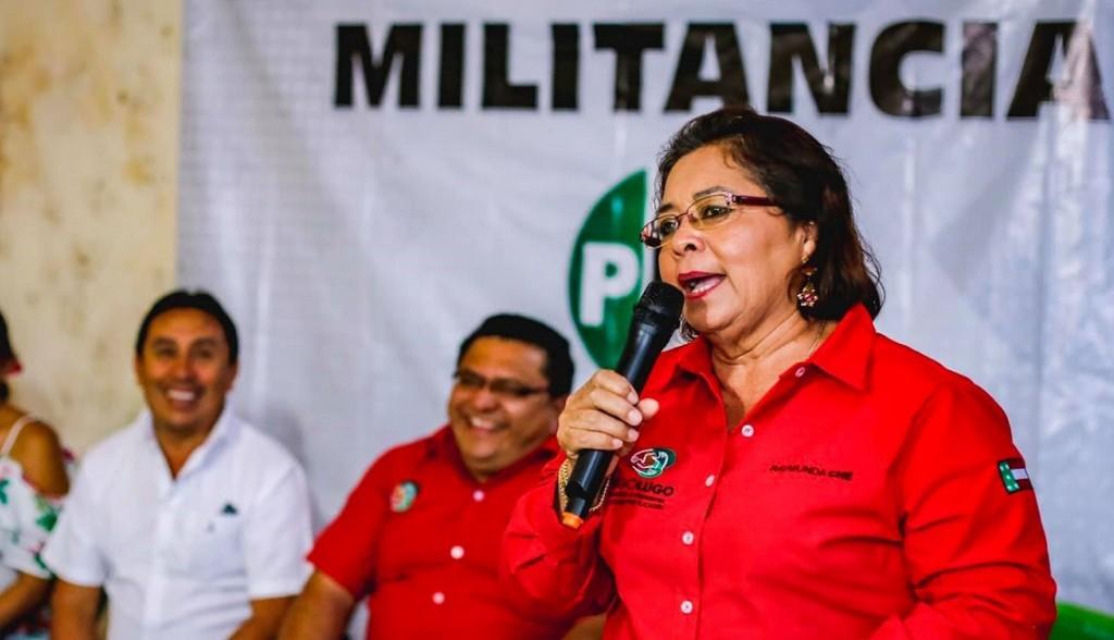 Alcalde de Sucilá lamenta deceso de compañera de mil batallas