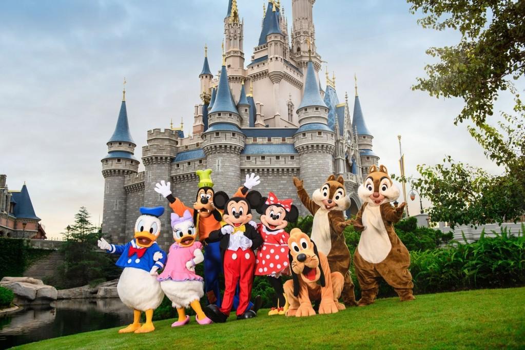 Gánate un viaje a Disney con Grupo Megamedia