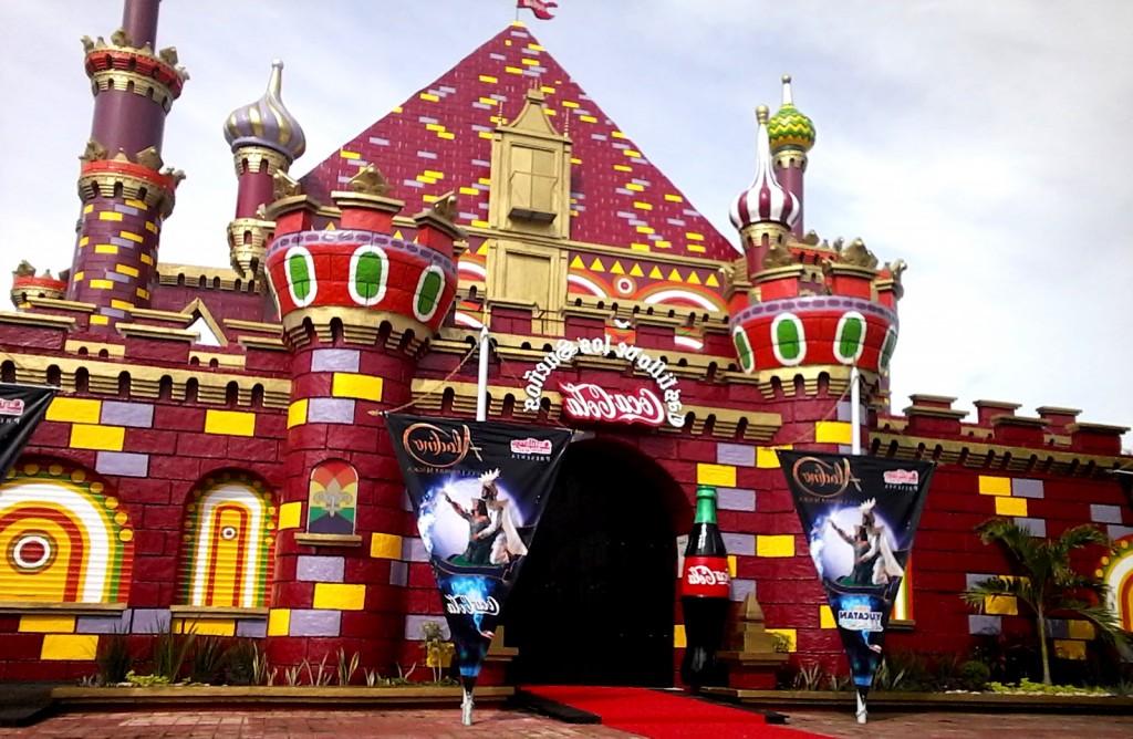 """Presentarán """"Aladdin"""" en el Castillo de los Sueños"""