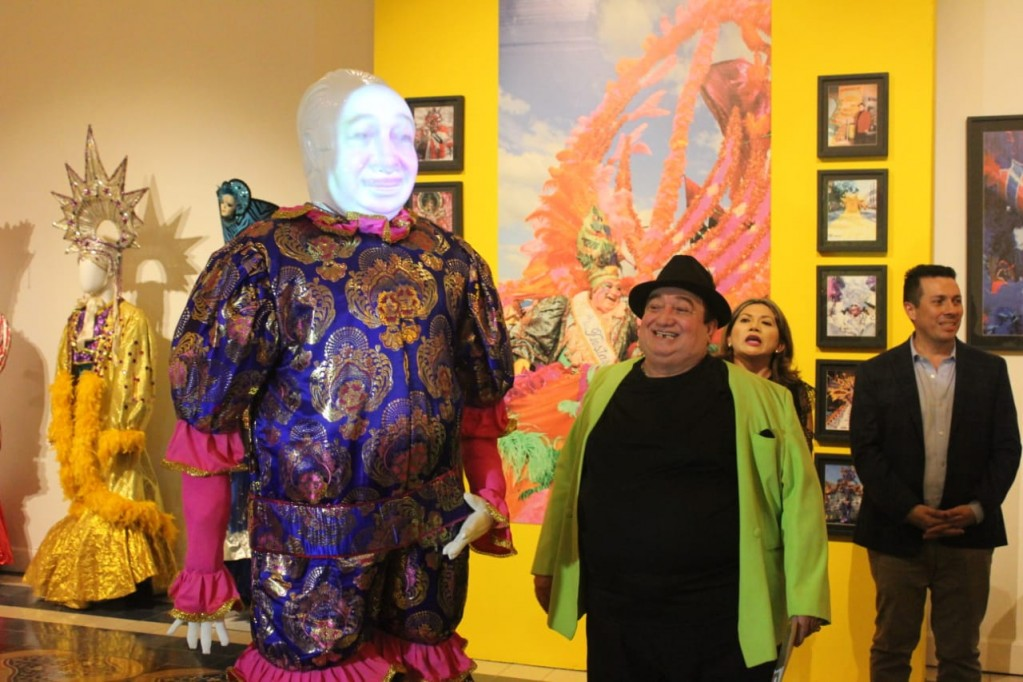 Presentan… 30 años de algarabía del Carnaval de Mérida