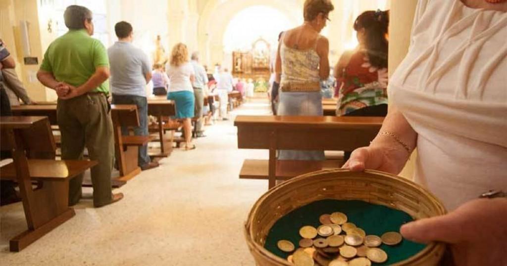 Exhortan a fieles católicos a pagar el Diezmo