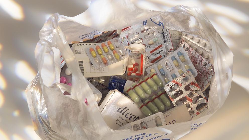 Los medicamentos caducados son residuos peligrosos