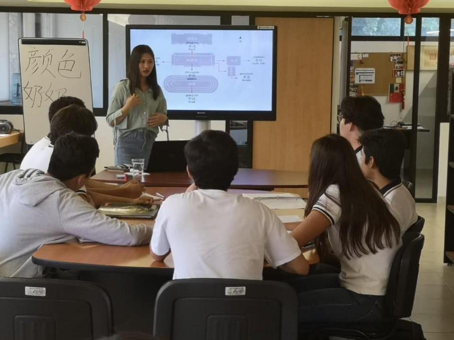 UADY al pendiente de alumnos en China