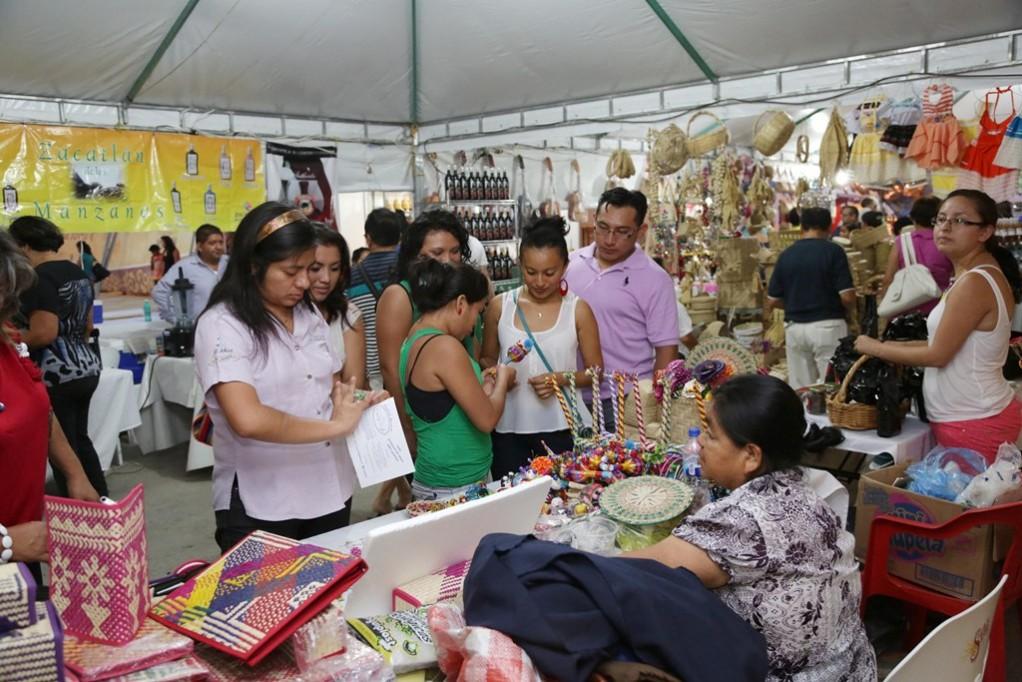 Invitan a artesanos a participar en la Feria Tunich