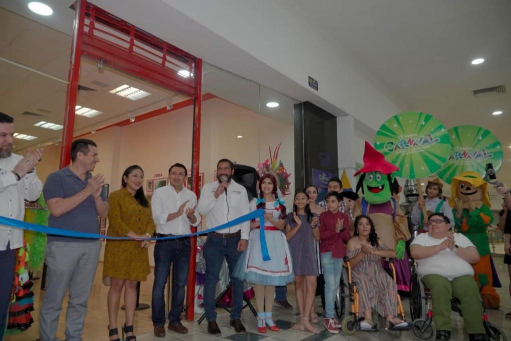 Todo listo para el Carnaval de Mérida
