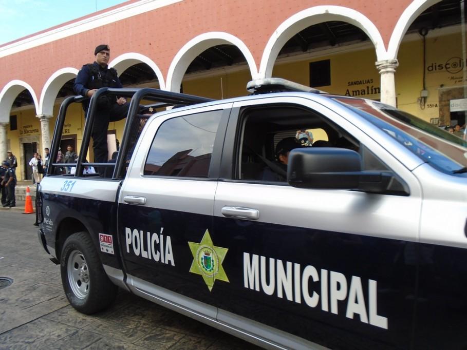 ¿Te gustaría ser parte de la Policía de Mérida?