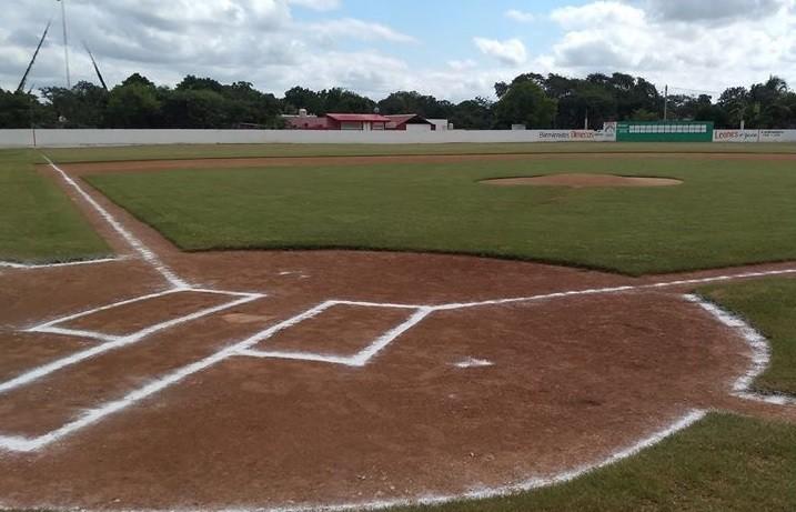 Sucilá organiza liga de béisbol de primera y segunda fuerza