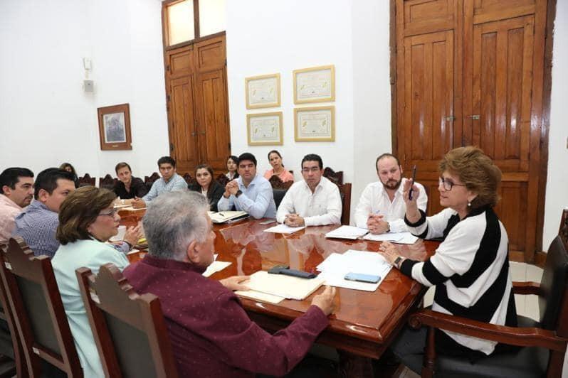 Realizan reunión sobre cambios del Sistema Laboral