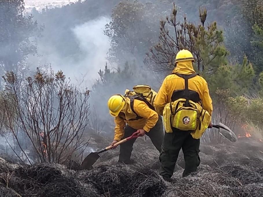 Yucatán listo para la temporada de incendios