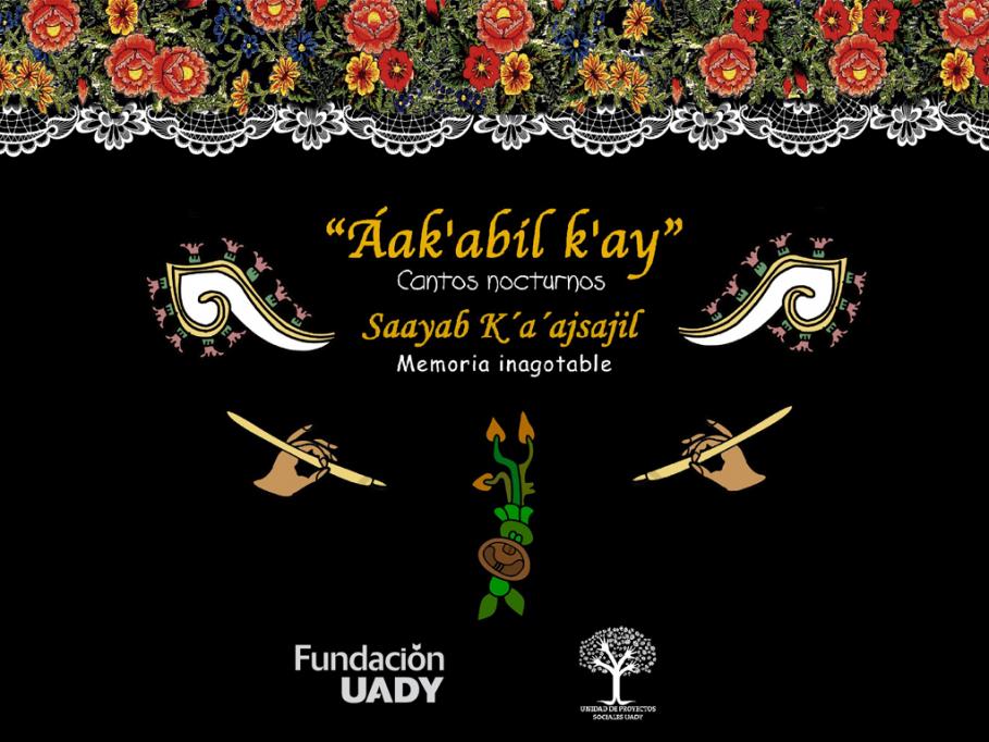Fundación UADY invita a un recital en Lengua Maya