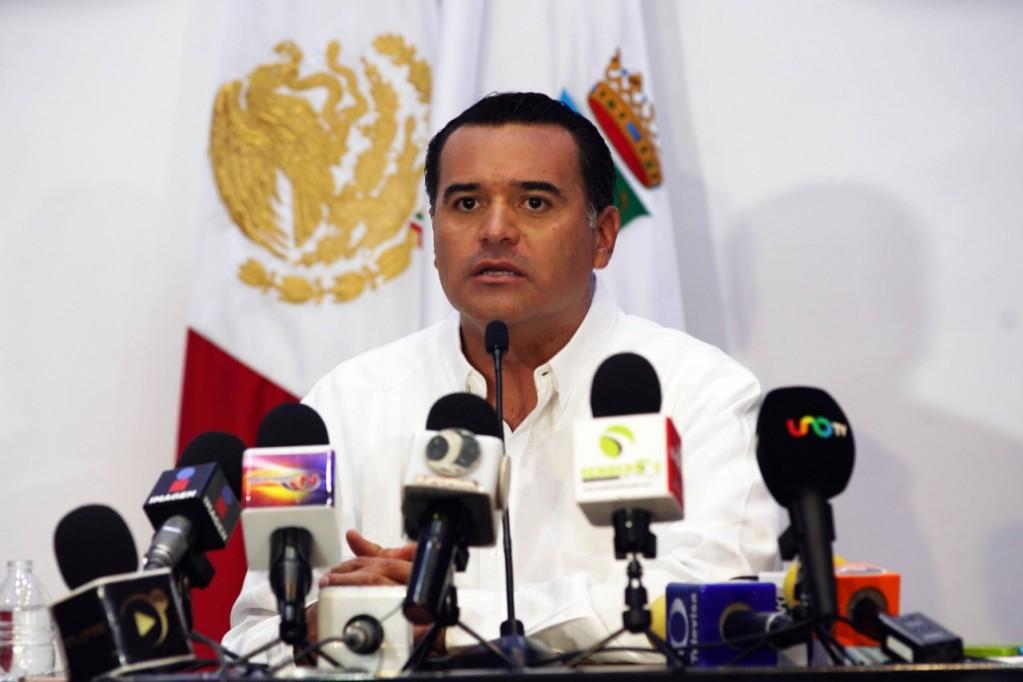 """Mérida vive un """"boom"""" por Tianguis Turístico: Renán Barrera"""