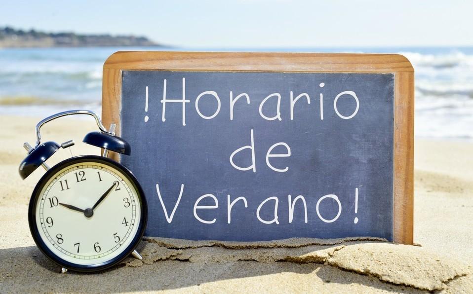 Este 5 de abril se realiza el cambio de horario