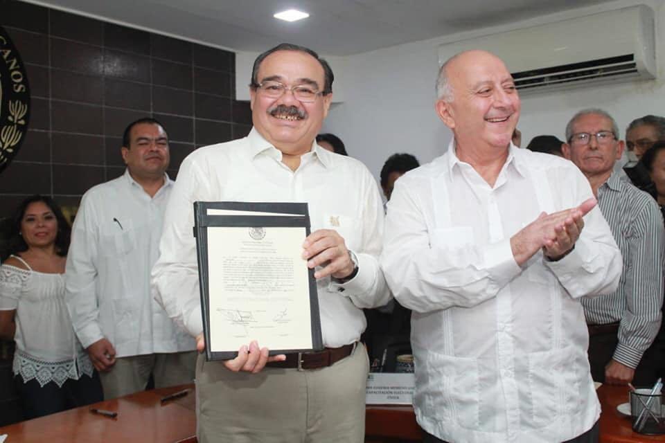 Ramírez Marín solicita licencia en el Senado
