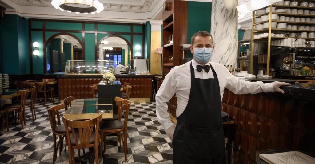 Restauranteros esperan pronta recuperación económica