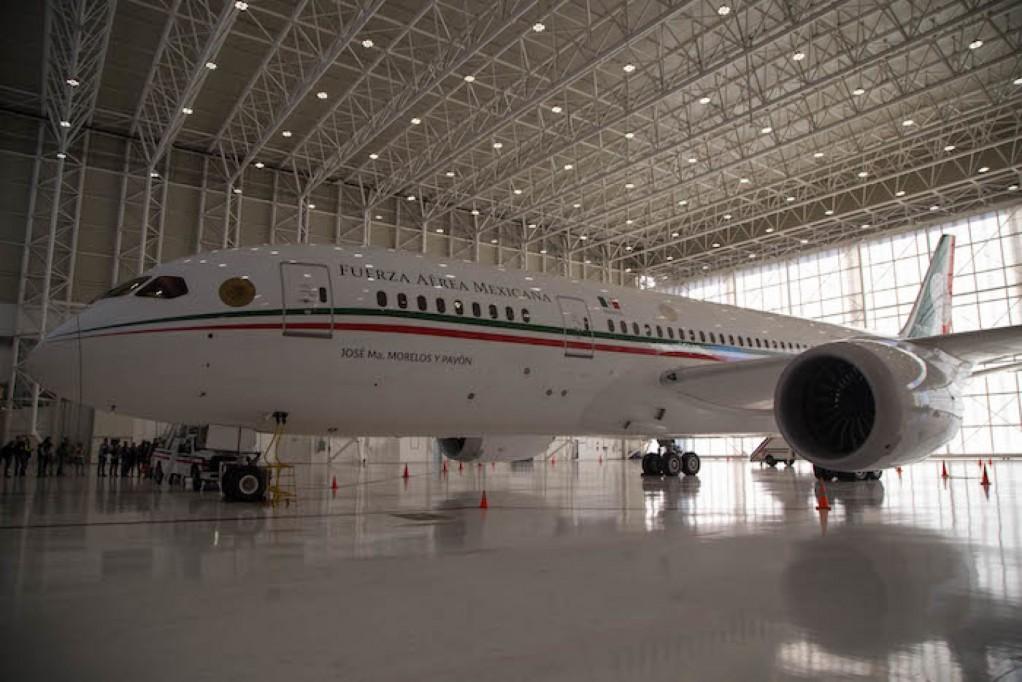Aunque ya hay una oferta, sigue la rifa del avión presidencial
