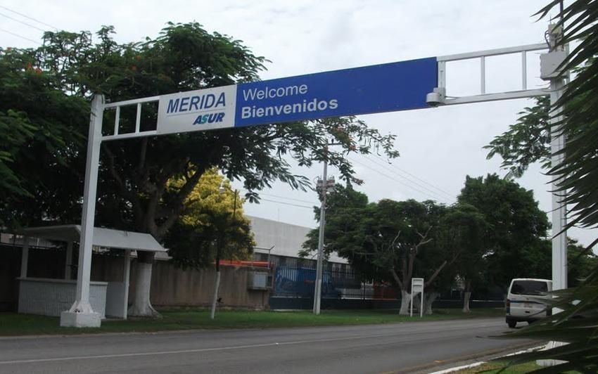 Casi 2 mil pasajeros transitan en el Aeropuerto de Mérida
